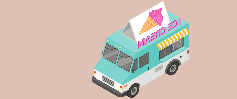 Eiswagen von Pino für Deine Veranstaltung mieten